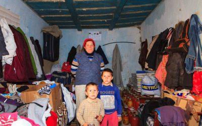 Famile 0003 in Bocanceaschit