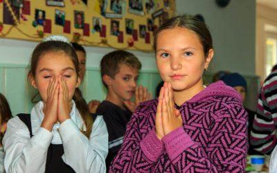 2017-10-02 Montag Besuch Titus Schule