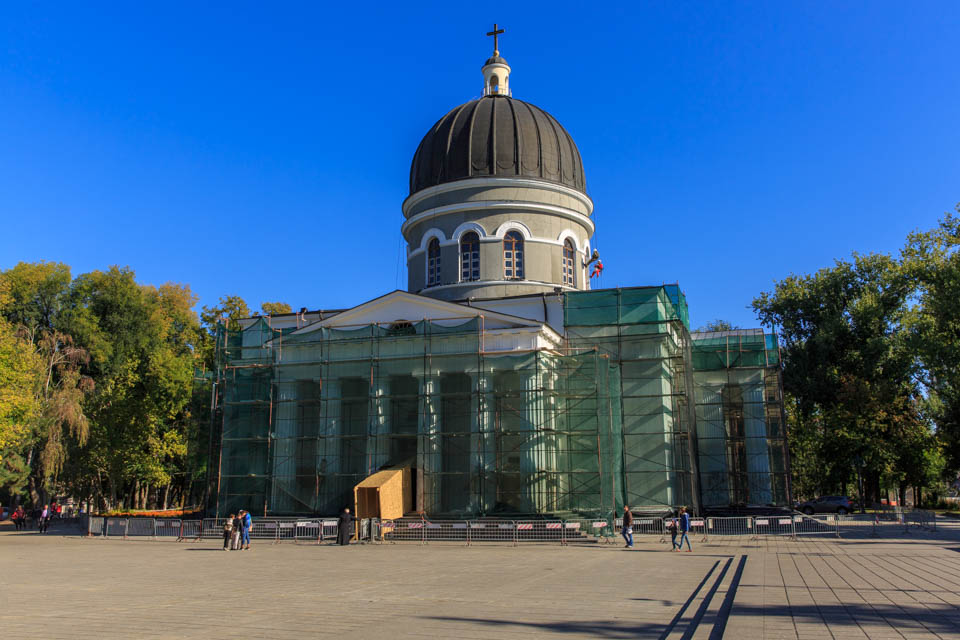 Freitag 05 Oktober 2018 Chisinau