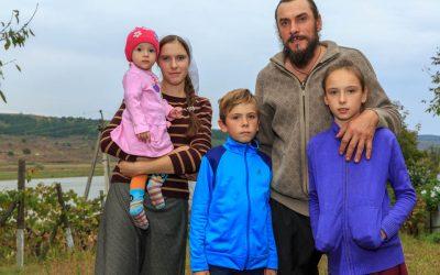 Im Frühling ist die Not am grössten – Die Kinder haben hunger