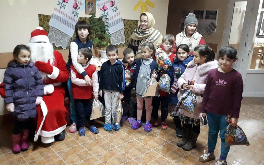 Weihnachten im Waisenhaus
