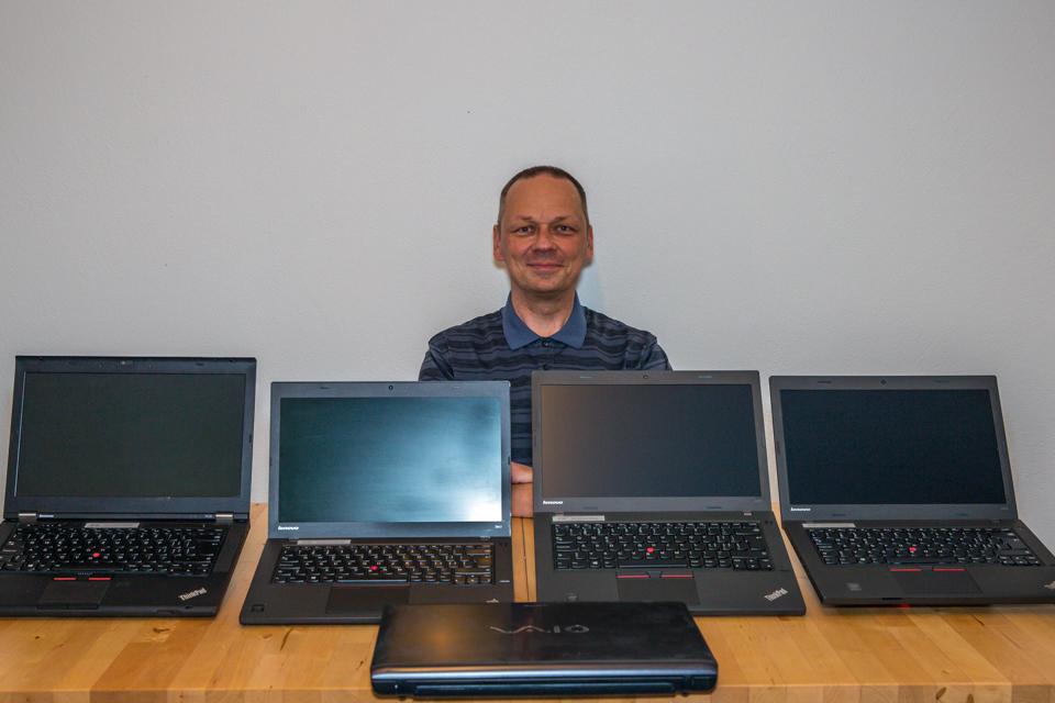 Laptops für Kinder im Homeschooling